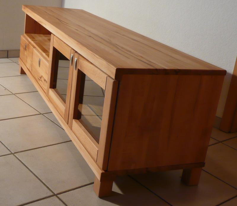 Highboard Kernbuche massiv  Buchenholz  ITER-Möbel