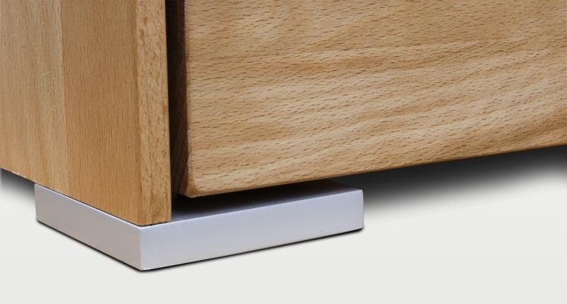 highboard m bel aus ge lten massiver kernbuche. Black Bedroom Furniture Sets. Home Design Ideas